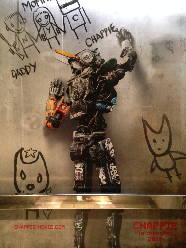 chappie1 The 50 Most Anticipated Films of 2015