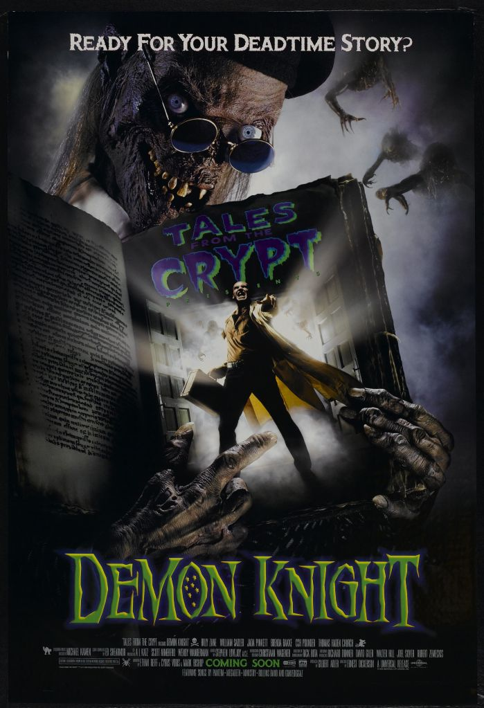 demonknight Whatever Happened to Tales from the Crypt?