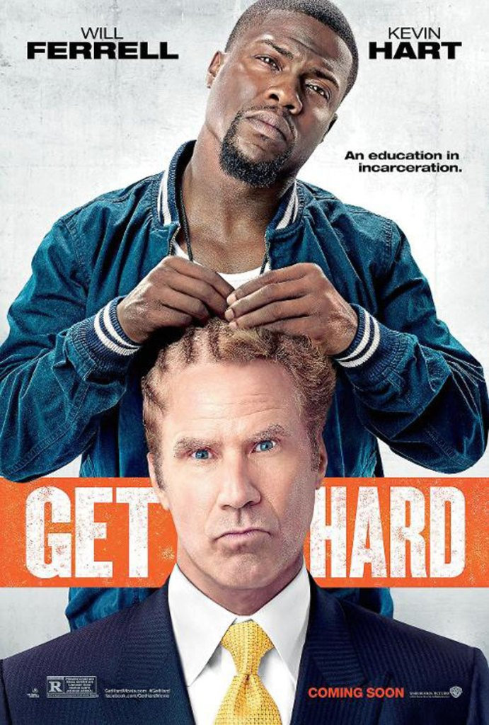 get hard movie poster The 50 Most Anticipated Films of 2015