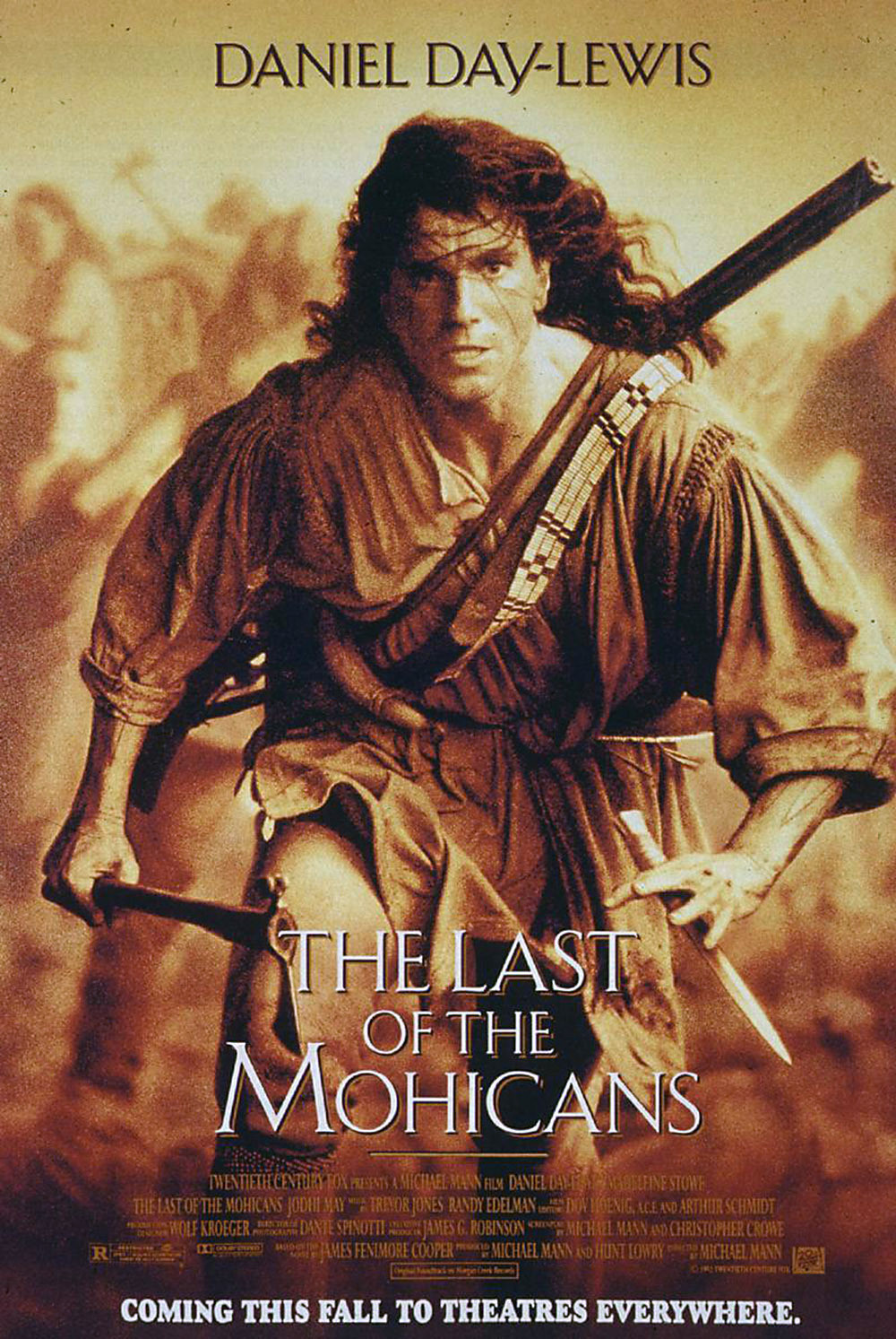 last of the mohicans Ranking + Dissected: Michael Mann