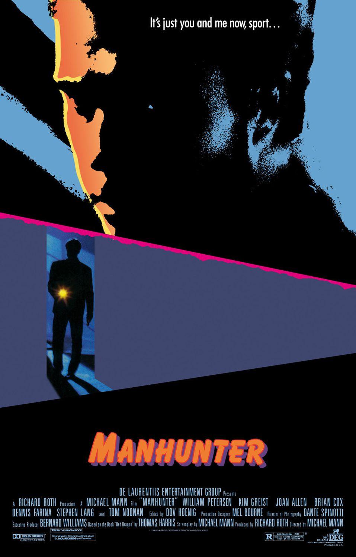 manhunter 1986 poster Ranking + Dissected: Michael Mann