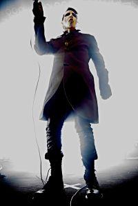 marilyn manson robert altman 03 Marilyn Manson in Concert NYC