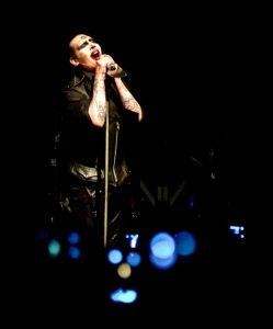 marilyn manson robert altman 28 Marilyn Manson in Concert NYC