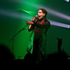 marilyn manson robert altman 32 Marilyn Manson in Concert NYC