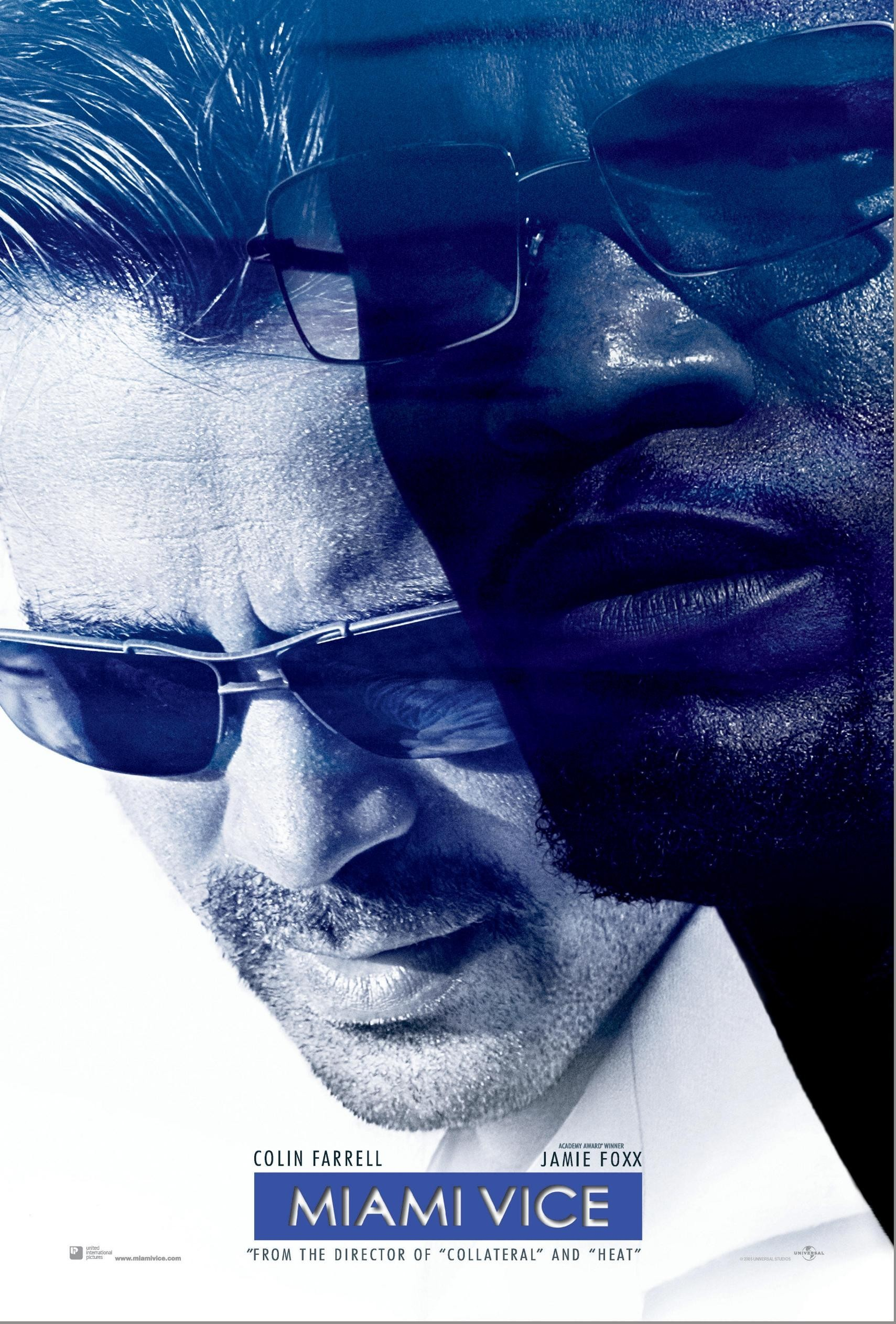 miami vice 2006 Ranking + Dissected: Michael Mann