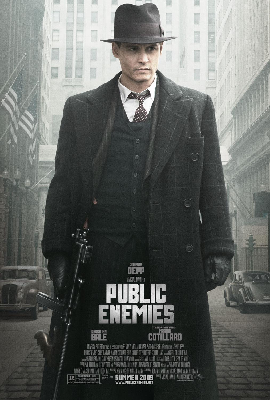 public enemies 2009 Ranking + Dissected: Michael Mann