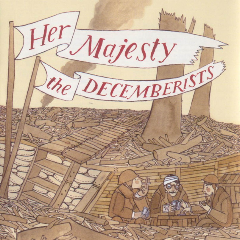 the decemberists her majesty the decemberists1 Ranking: Every Decemberists Album from Worst to Best