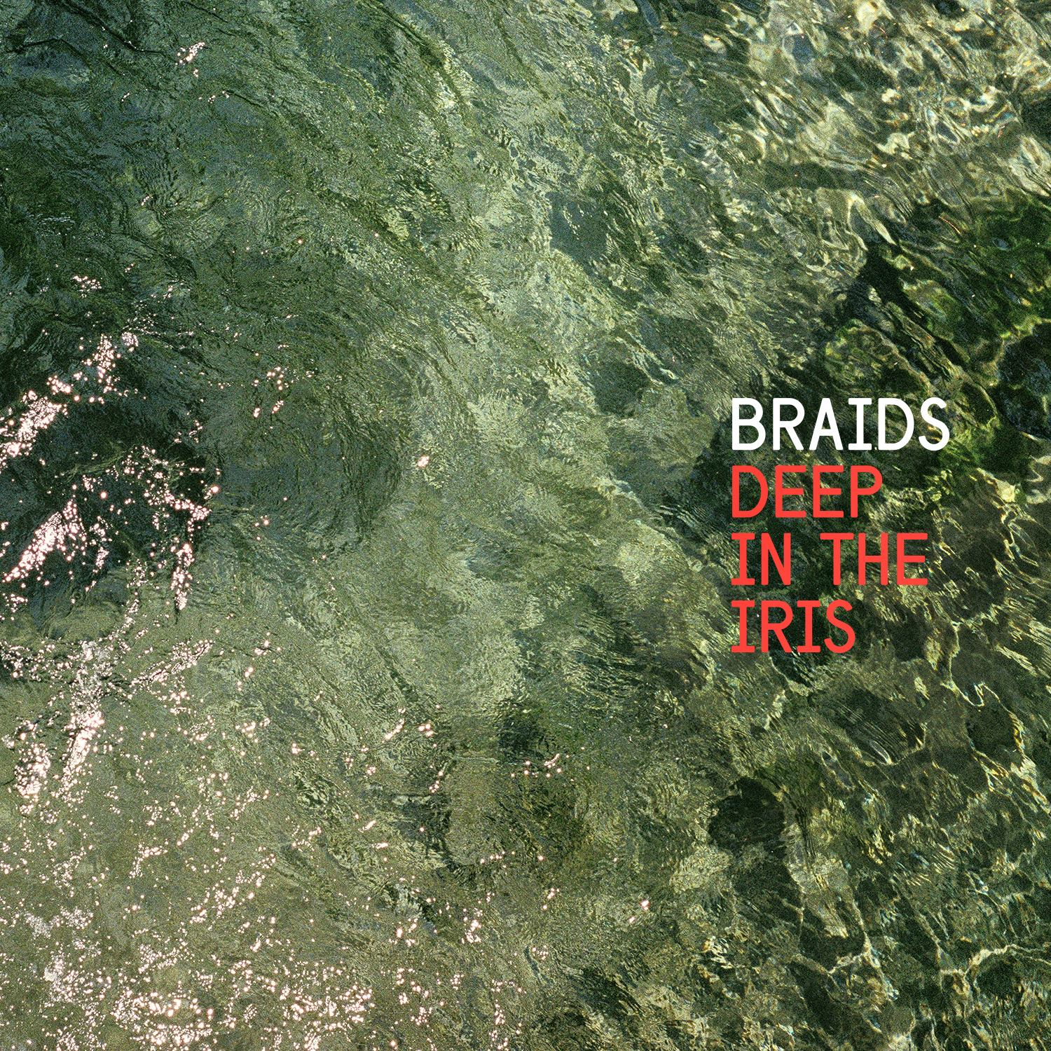 Braids - Deep In The Iris album