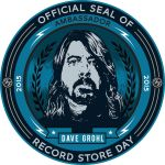Record Store Day Ambassador Dave Grohl