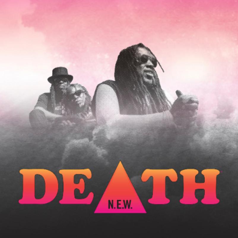 Death - new album - N. E. W.