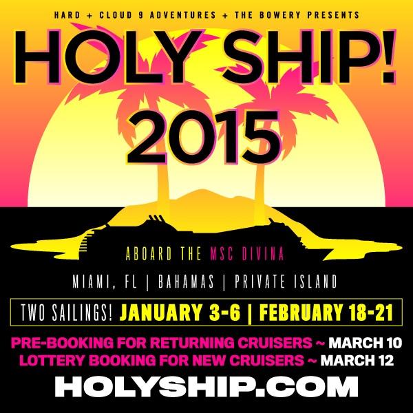 holy ship
