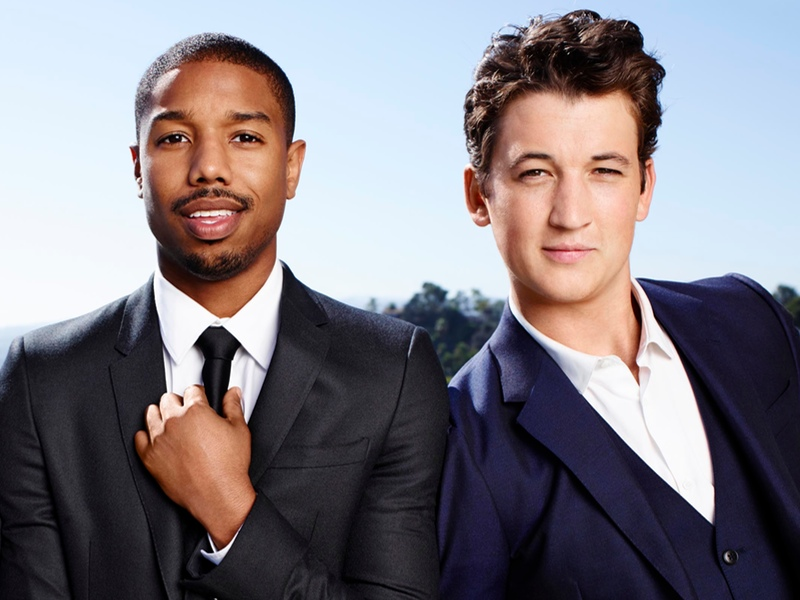 miles teller and michael b jordan Heres Your Next Spider Man: 10 Amazing Candidates