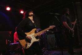Nina Corcoran, Consequence of Sound, Screaming Females 11