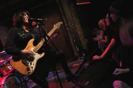 Nina Corcoran, Consequence of Sound, Screaming Females 2