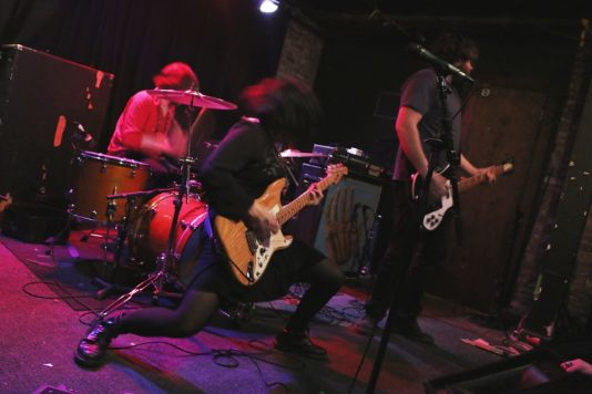 Nina Corcoran, Consequence of Sound, Screaming Females 3