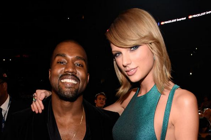 Kanye Taylor Swift