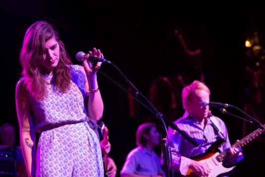Bethany Cosentino and Al Jardine // Photo by Philip Cosores