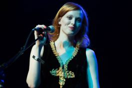 Karen Elson // Photo by Philip Cosores