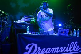 Dreamville DJ // Photo by Philip Cosores