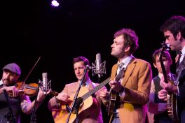 The Punch Brothers // Photo by Philip Cosores