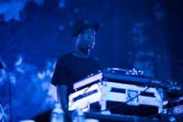 DJ Dummy // Photo by Philip Cosores