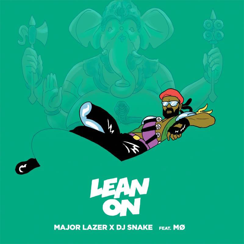 "Major Lazer ""Lean On"" song"