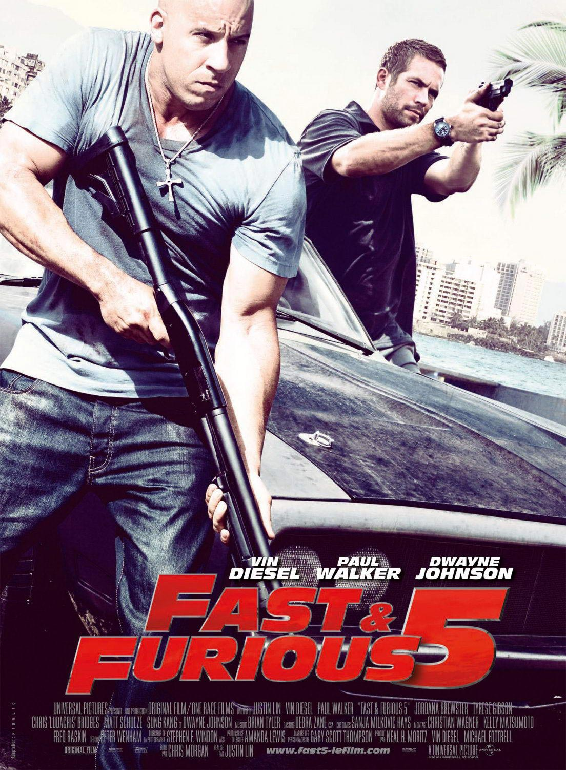 fast five poster 04 Happy 4/20 2020: The Best Movies for the Best Strains of Weed