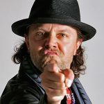 Metallica Lars Ulrich Justice for All