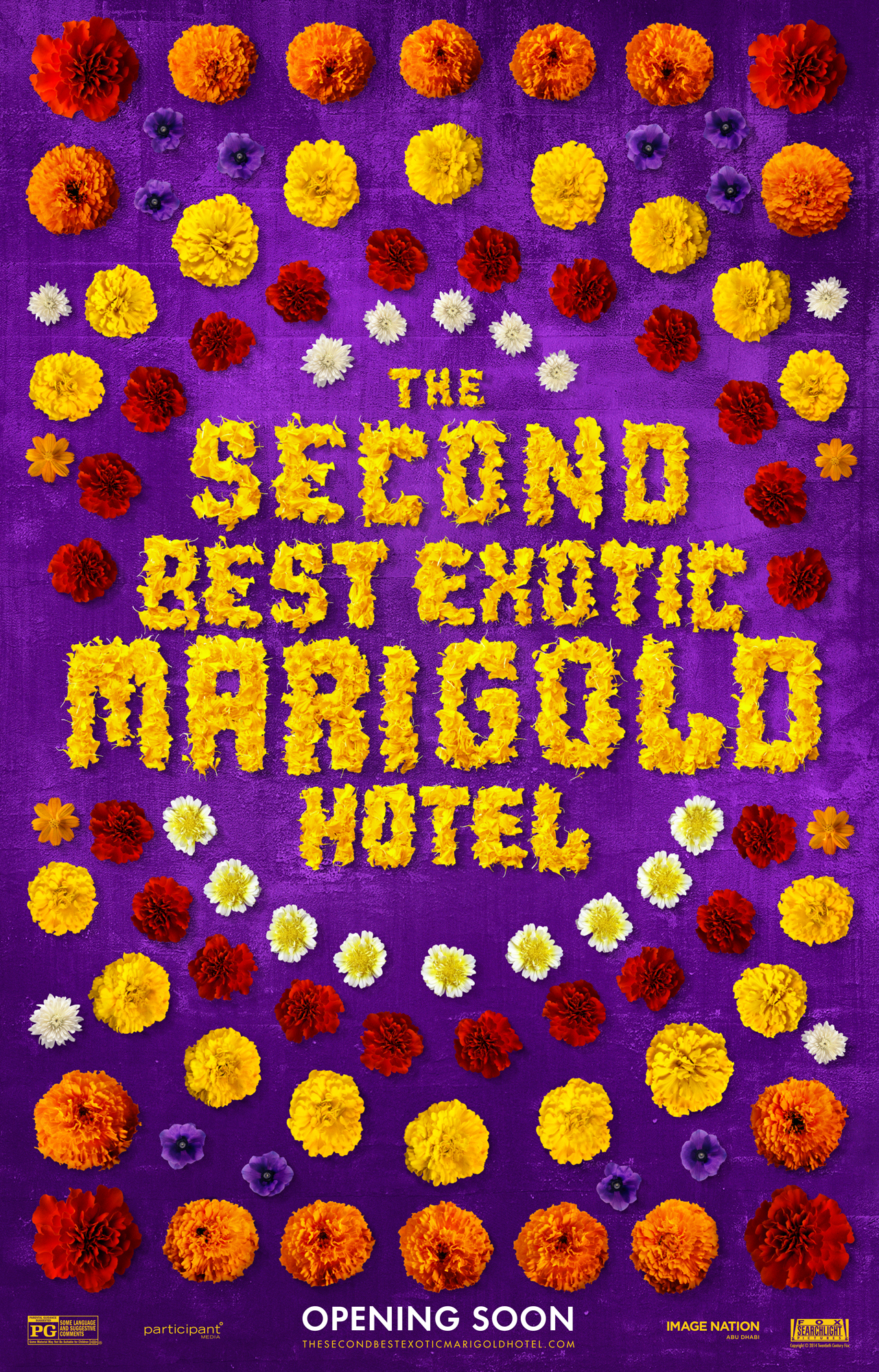the second best exotic marigold hotel poster Does Hollywood Need More Franchises About Old People?