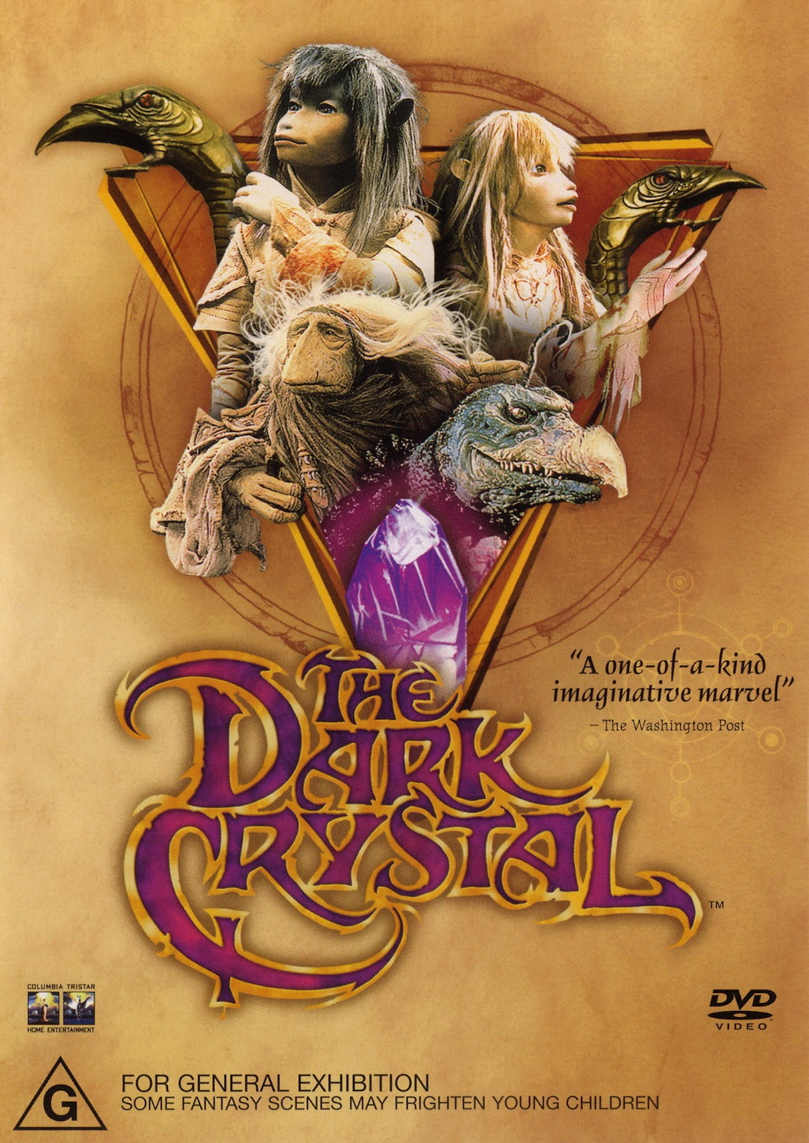 the dark crystal 1982 Whats Better? The Dark Crystal vs. Labyrinth
