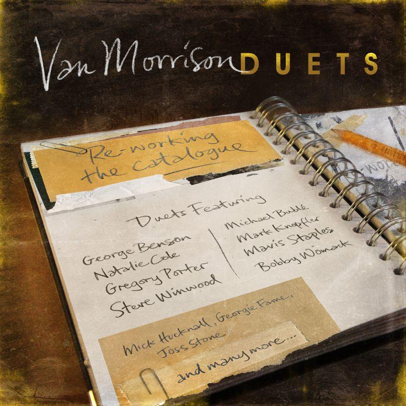 Van Morrison new album
