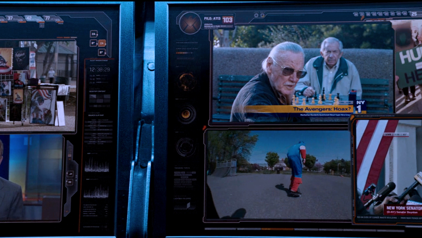 avengers 2 cameo Every Stan Lee Cameo in the Marvel Cinematic Universe
