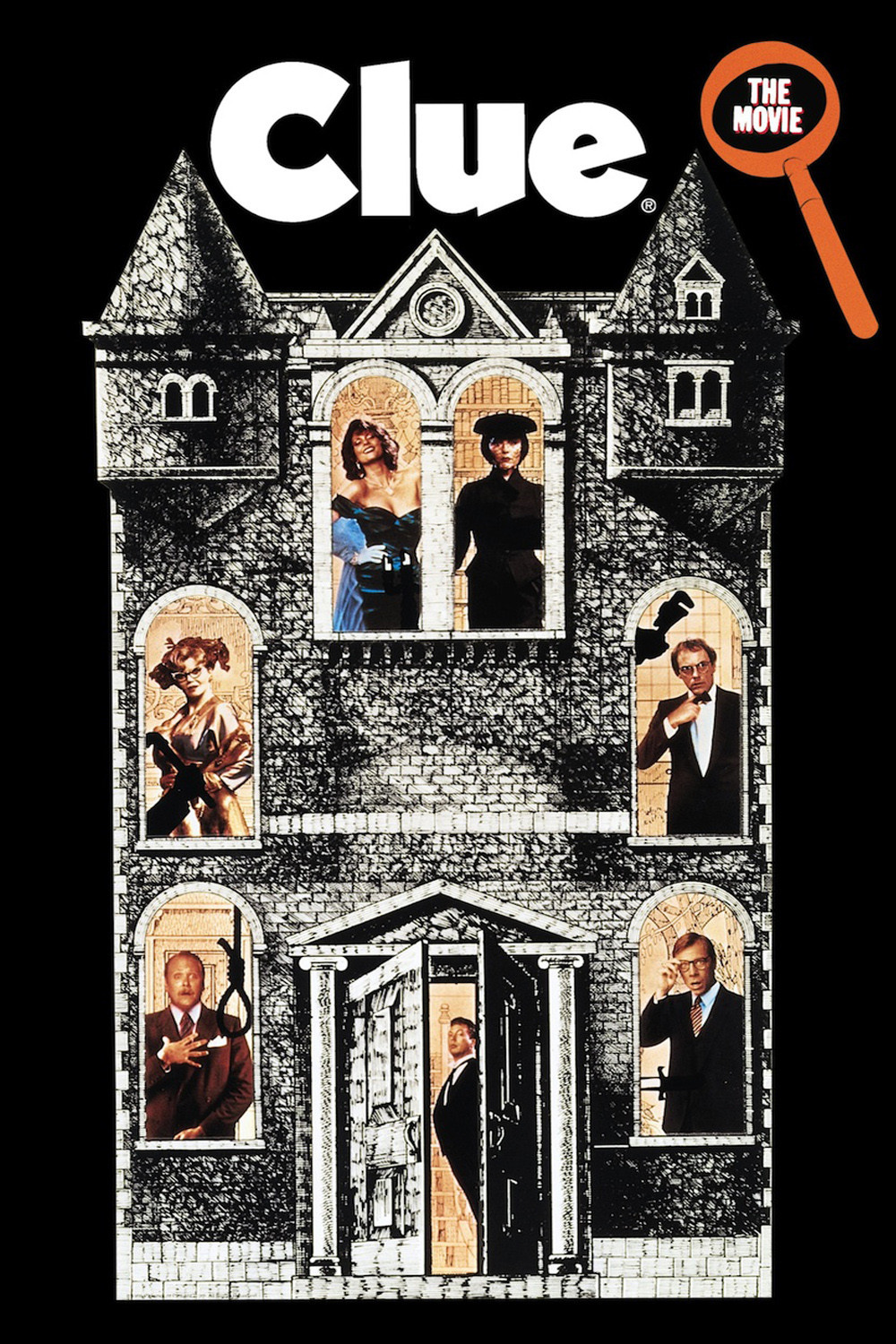 clue movie poster Happy 4/20 2020: The Best Movies for the Best Strains of Weed