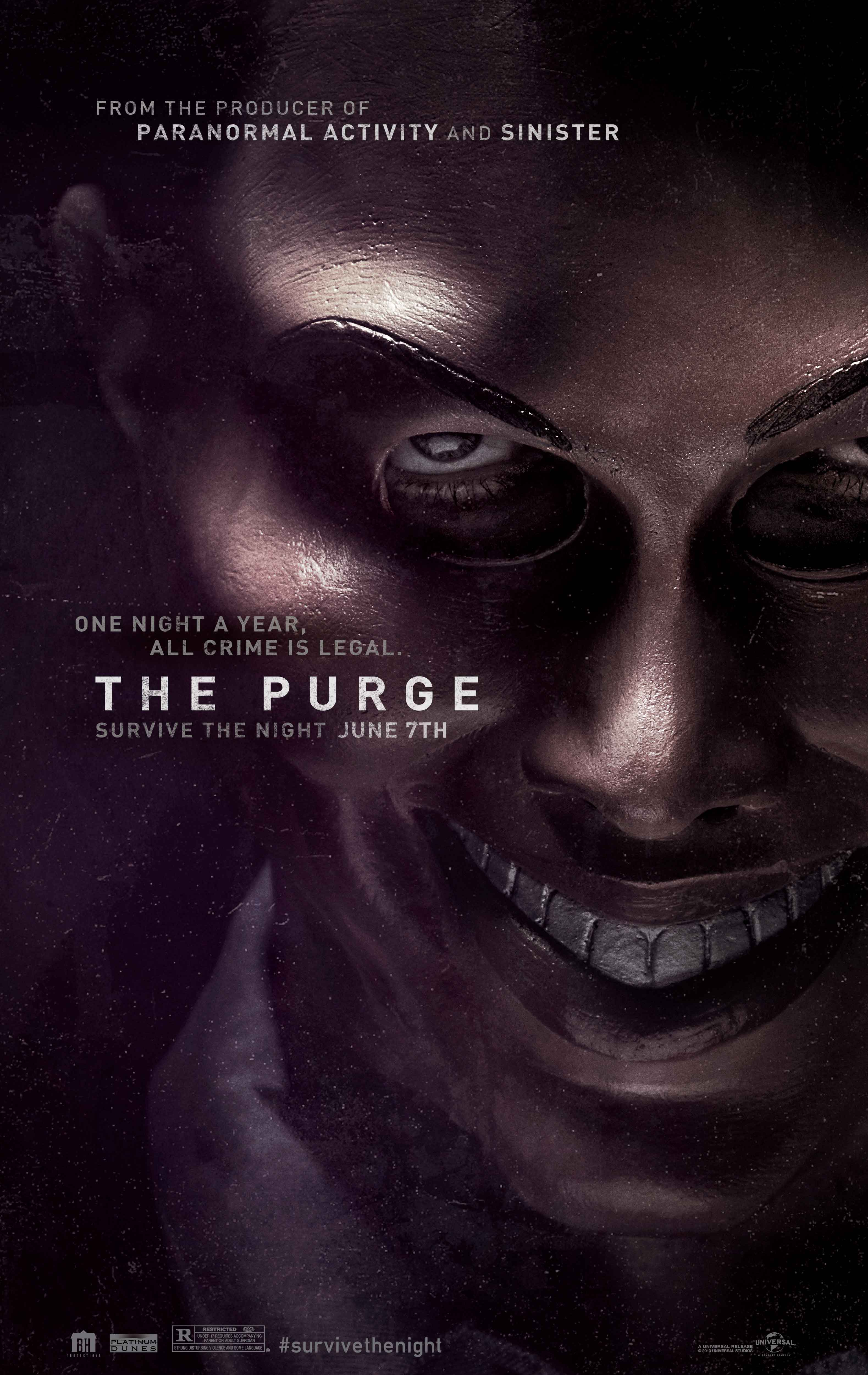 purge Cyberbullying and Digital Ghosts: The Horror of Unfriended