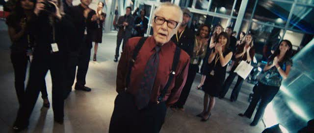 stan lee iron man 2 Every Stan Lee Cameo in the Marvel Cinematic Universe