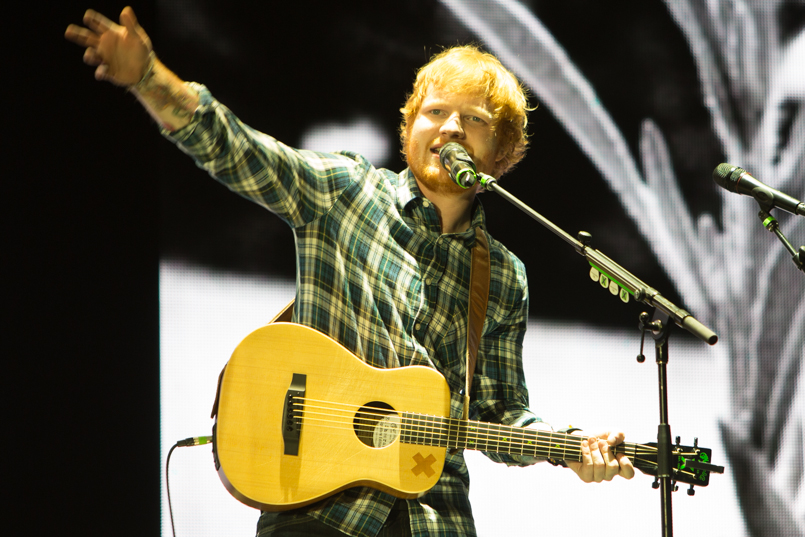 06 ed sheeran Grammys 2018 Predictions: Who Should Win, Who Will Win
