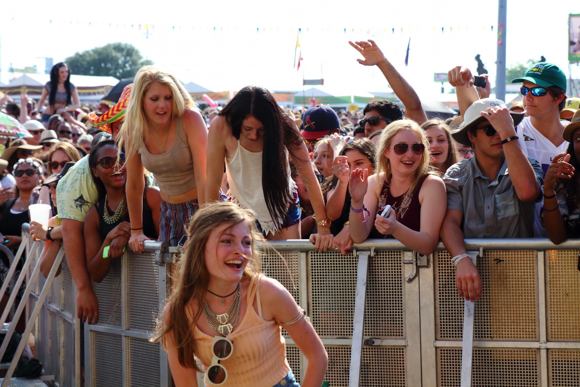 Big Freedia crowd