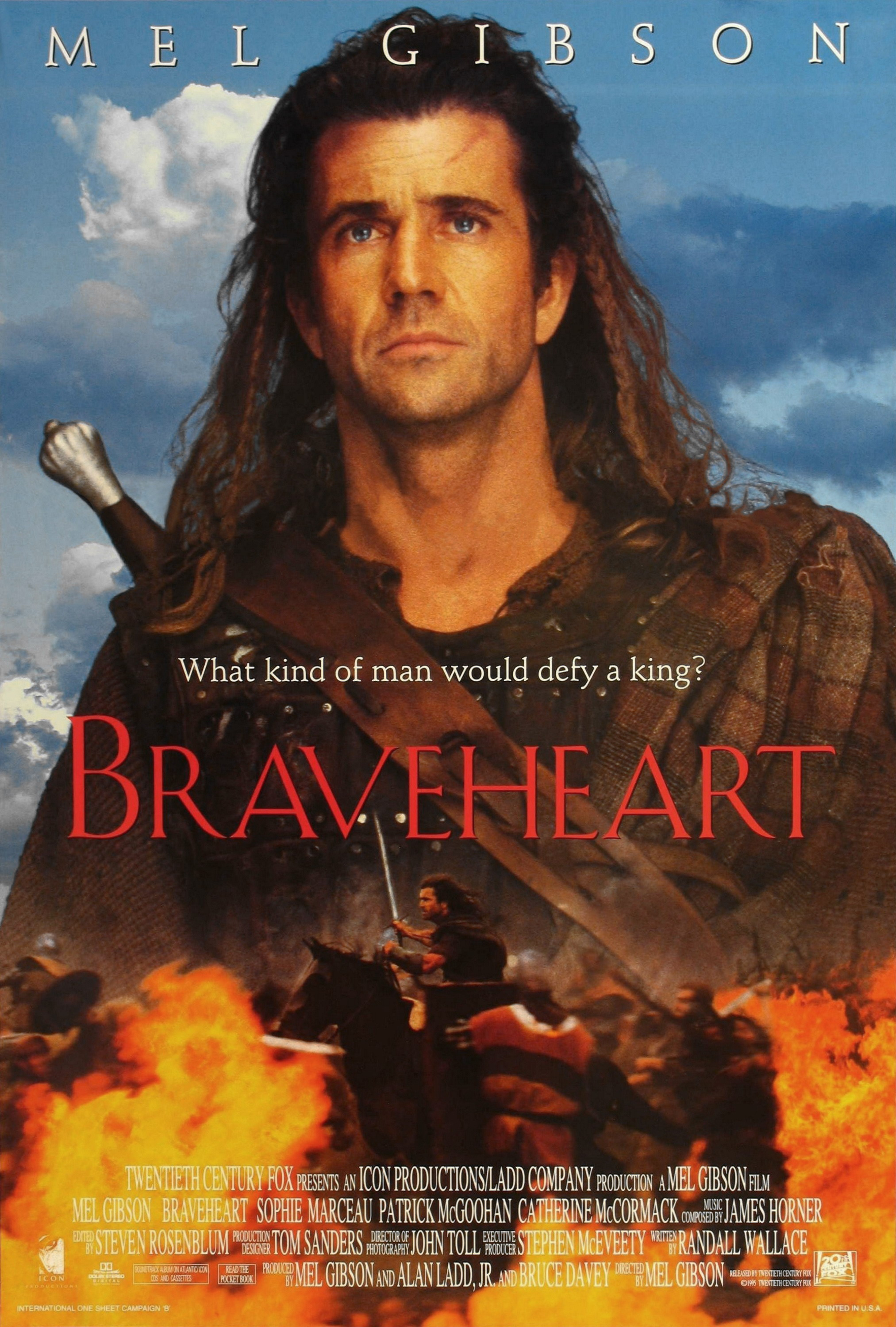 braveheart9502 Braveheart Turns 25: The Bloody Pleasures of Mel Gibsons Moral Universe