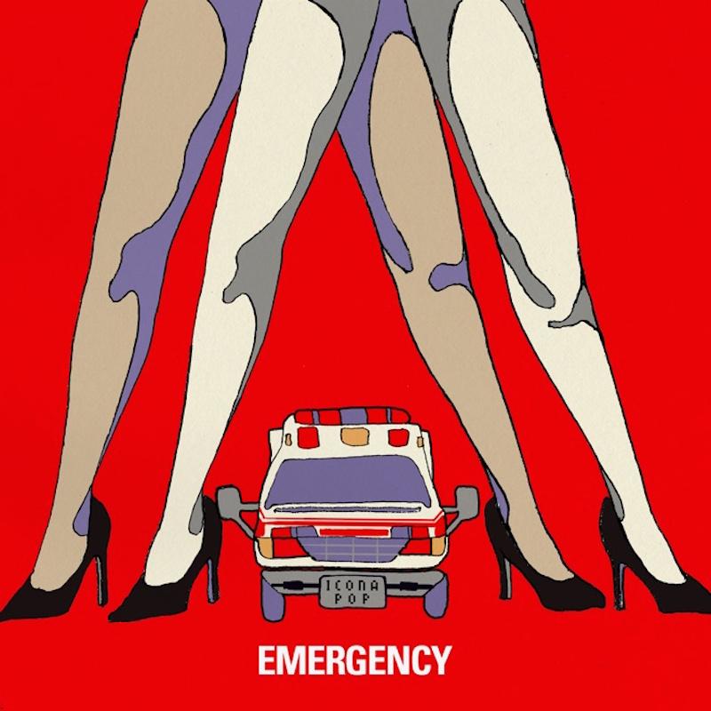 icona pop emergency Icona Pop premieres new song Emergency    listen