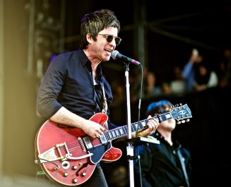 Noel Gallagher's High Flying Birds // Photo by NYPics