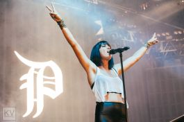 Phantogram // Photograph by Clarissa Villondo