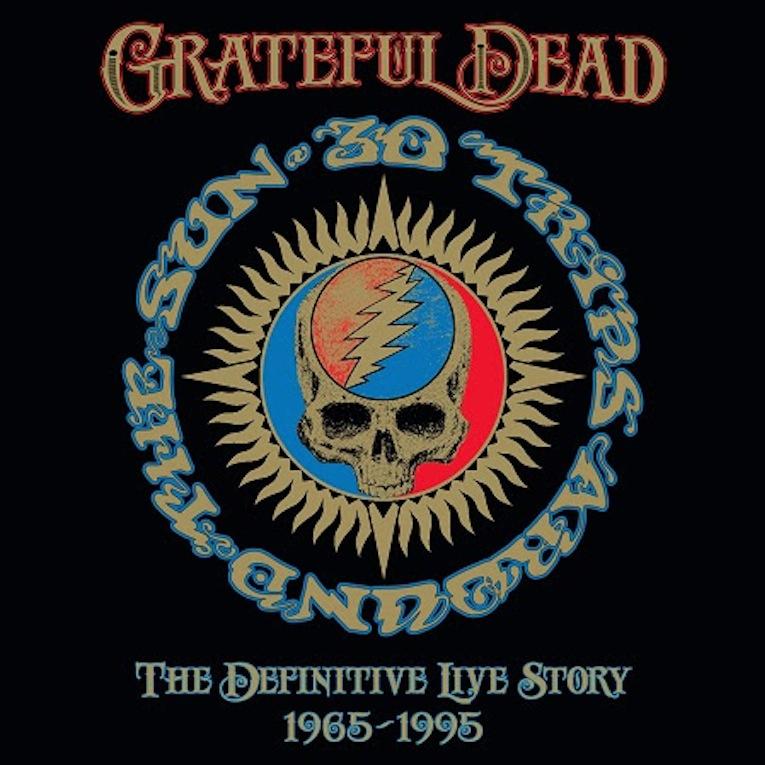 30 Trips Around the Sun grateful dead