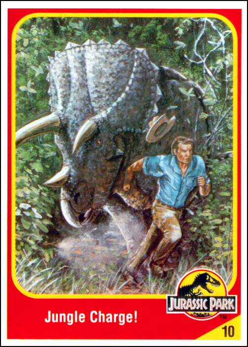 jurassic park card The Jurassic Park Franchise: What the Hell Happened?