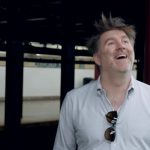 James Murphy subway