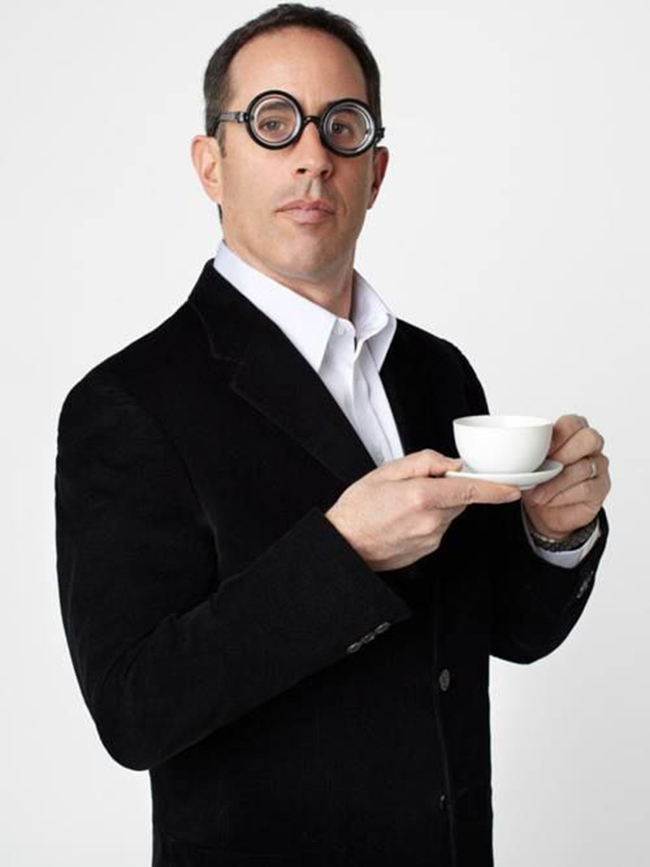 seinfeld tea Jerry Seinfeld, Comedy, and Punditry: What's the Deal?