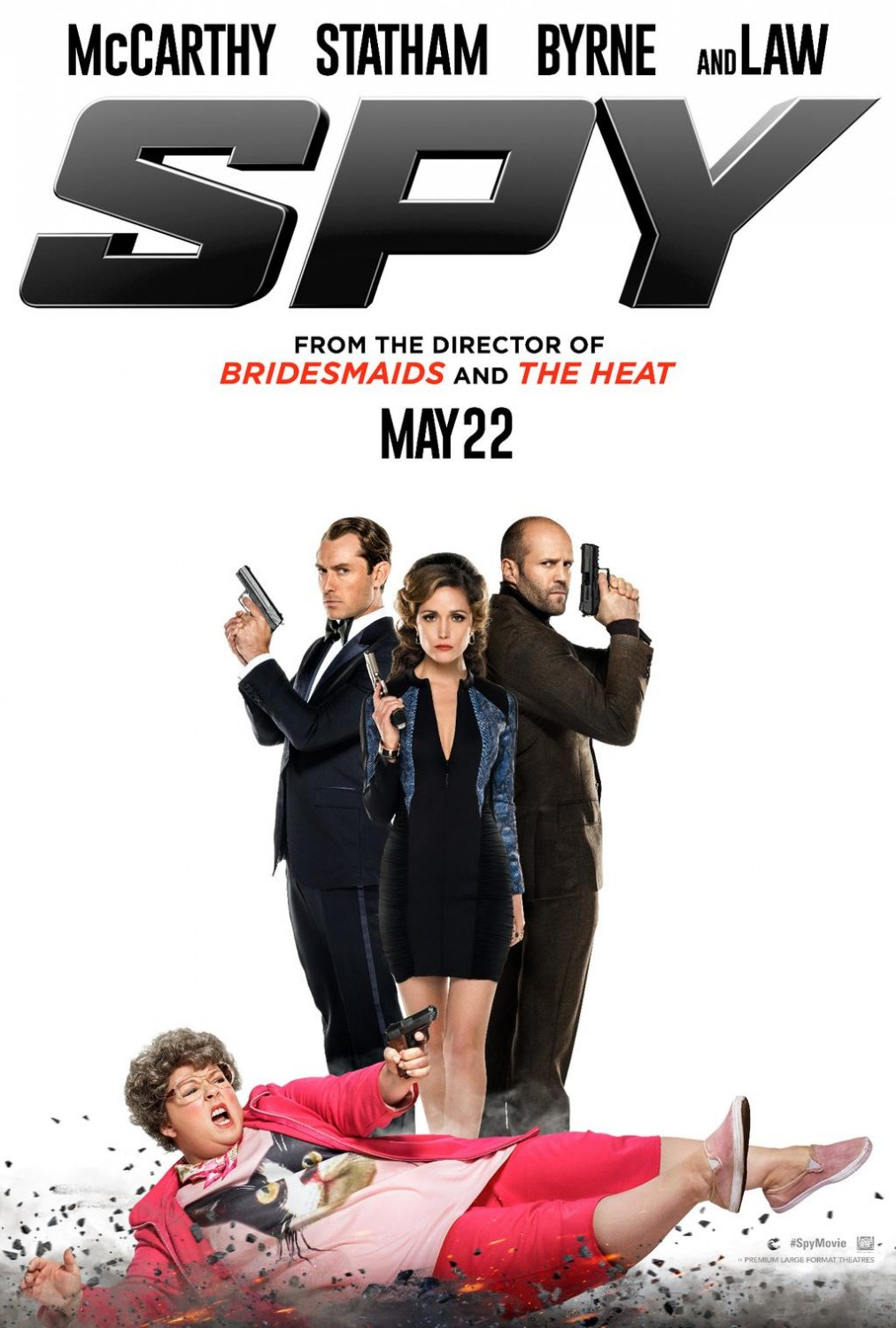 spy xlg How Spy Bodes Well for the Fate of Ghostbusters