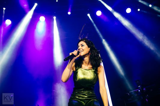 Marina & the Diamonds // Photograph by Clarissa Villondo