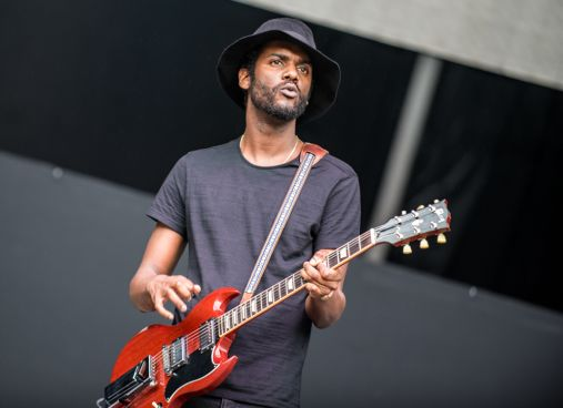 Gary Clark Jr. // Photo by David Brendan Hall