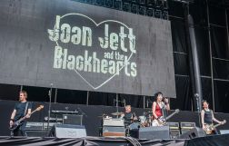 Joan Jett and the Blackhearts // Photo by David Brendan Hall