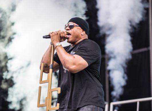 LL Cool J // Photo by David Brendan Hall